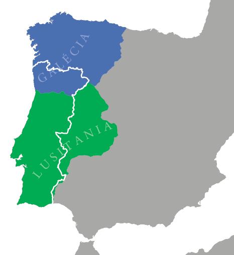Portugalliaingallaeciaetlusitania